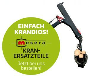 SCHWANITZ ForstTechnik MESERA Kran-Ersatzteile