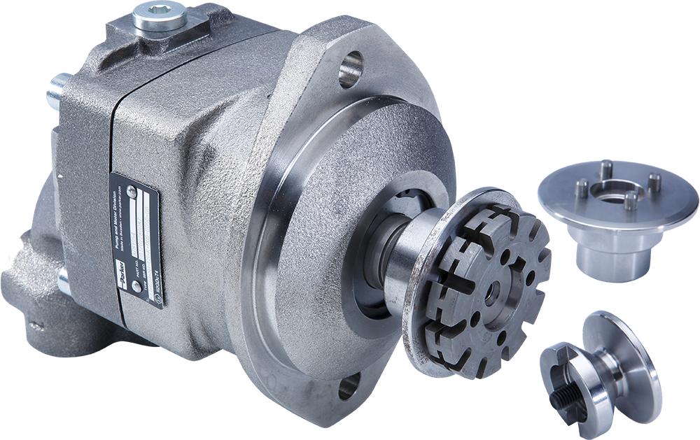 SCHWANITZ ForstTechnik Hydraulik Motoren