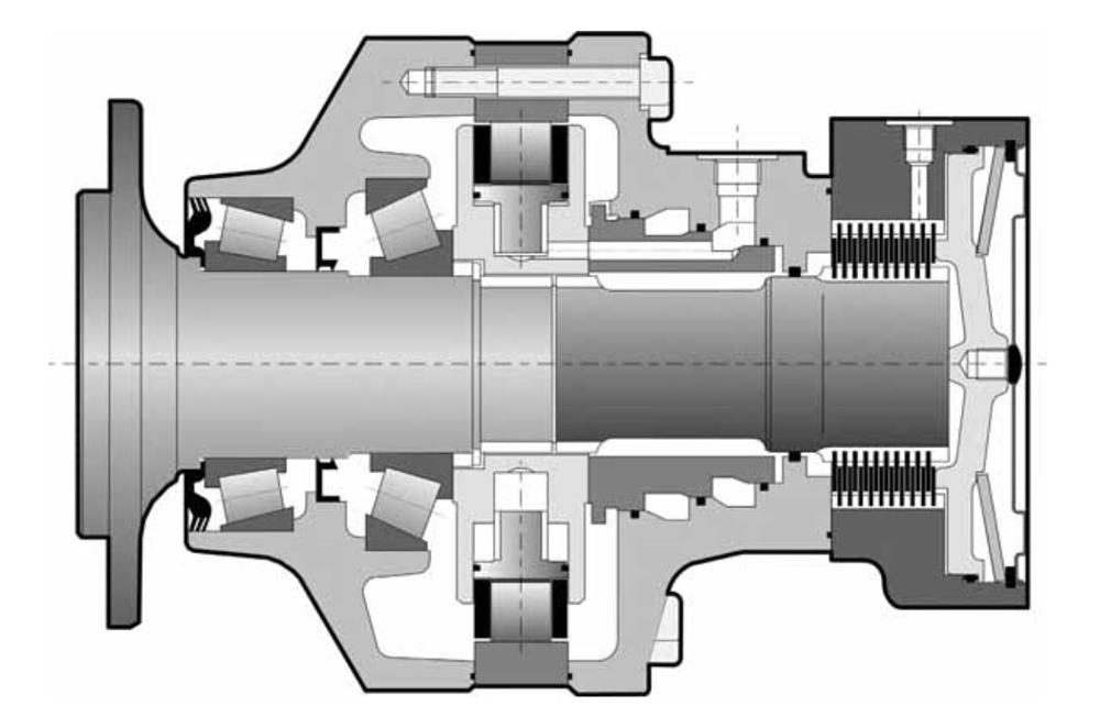 SCHWANITZ ForstTechnik POCLAIN Walzenmotoren, POCLAIN Walzenmotoren sind zuverlässig & langlebig, z.B. von AFM, Kesla, John Deere und Waratah eingesetzt, kurzfristig lieferbar