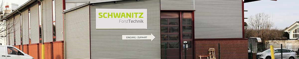 SCHWANITZ ForstTechnik Header Anfahrt. Ihr Weg zu uns.
